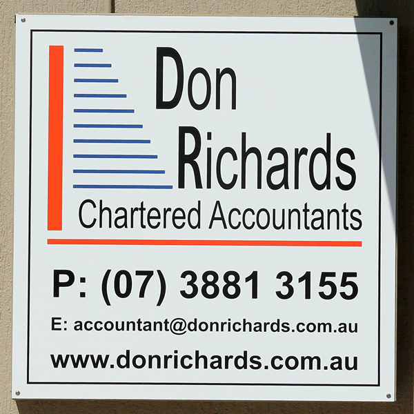 Don Richards Chartered Accountants